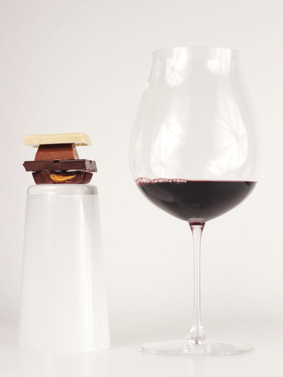 Wine vs Chocolate: Pairing advice