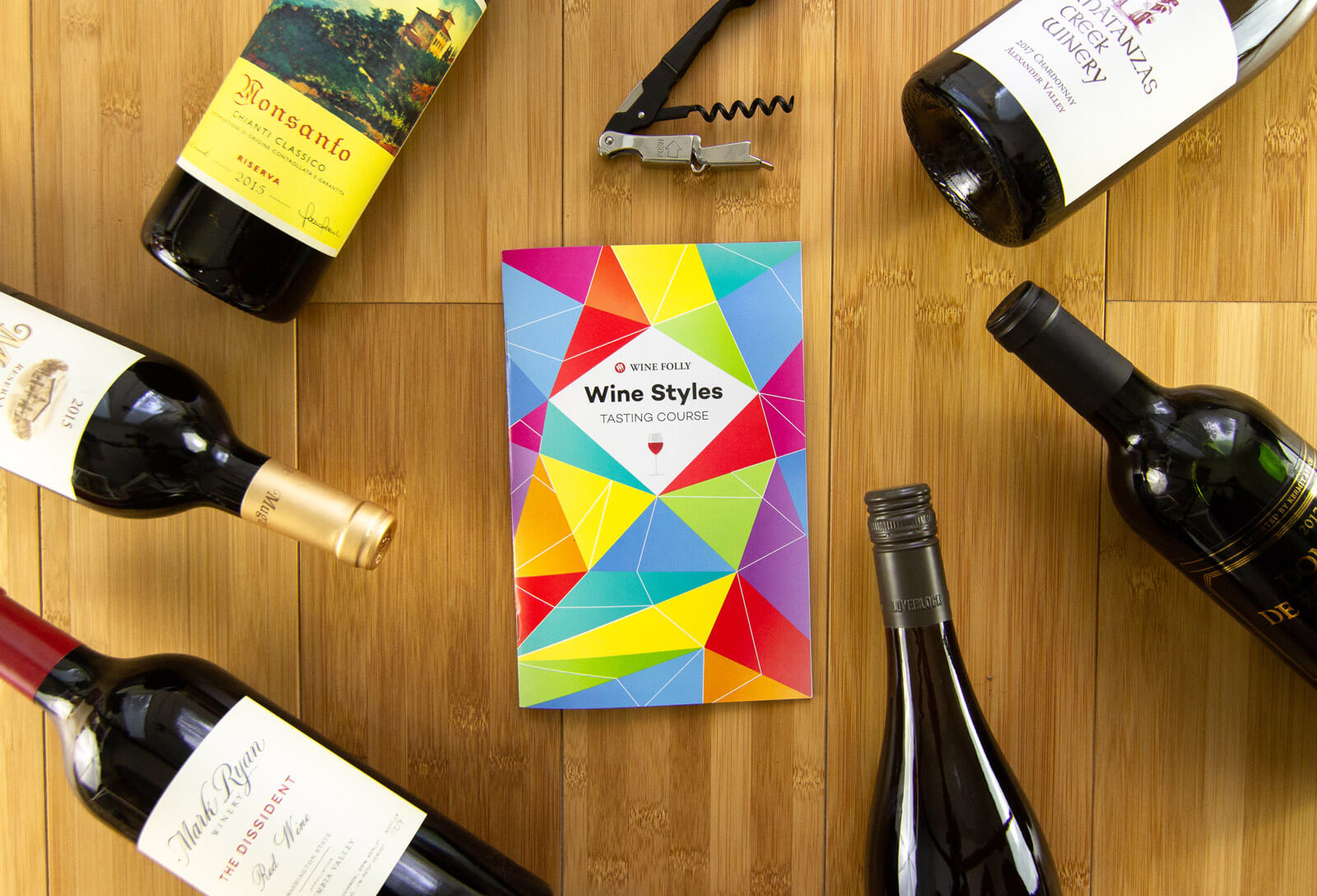Take a wine course over the holidays - gifts for wine lovers