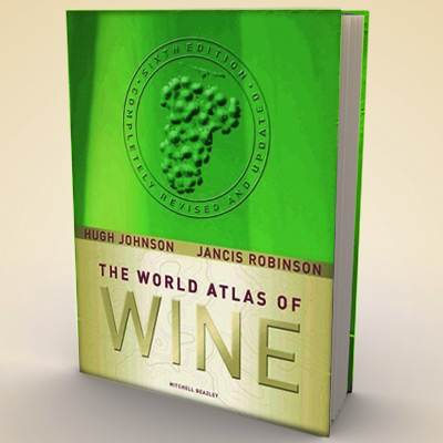 Great starter wine learning book World Atlas of Wine Book by Hugh Johnson