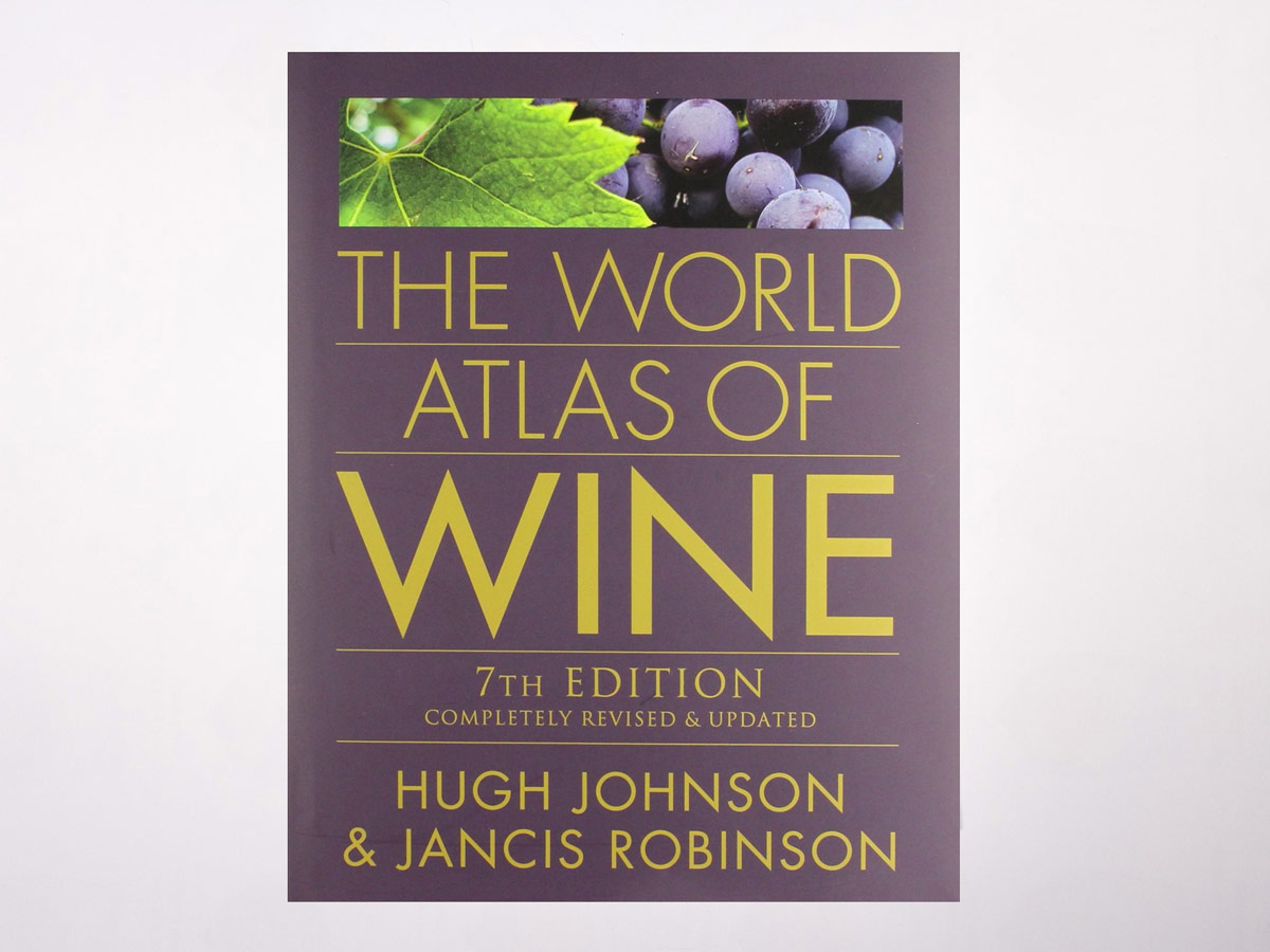 World Atlas of Wine 7th Edition Book Review