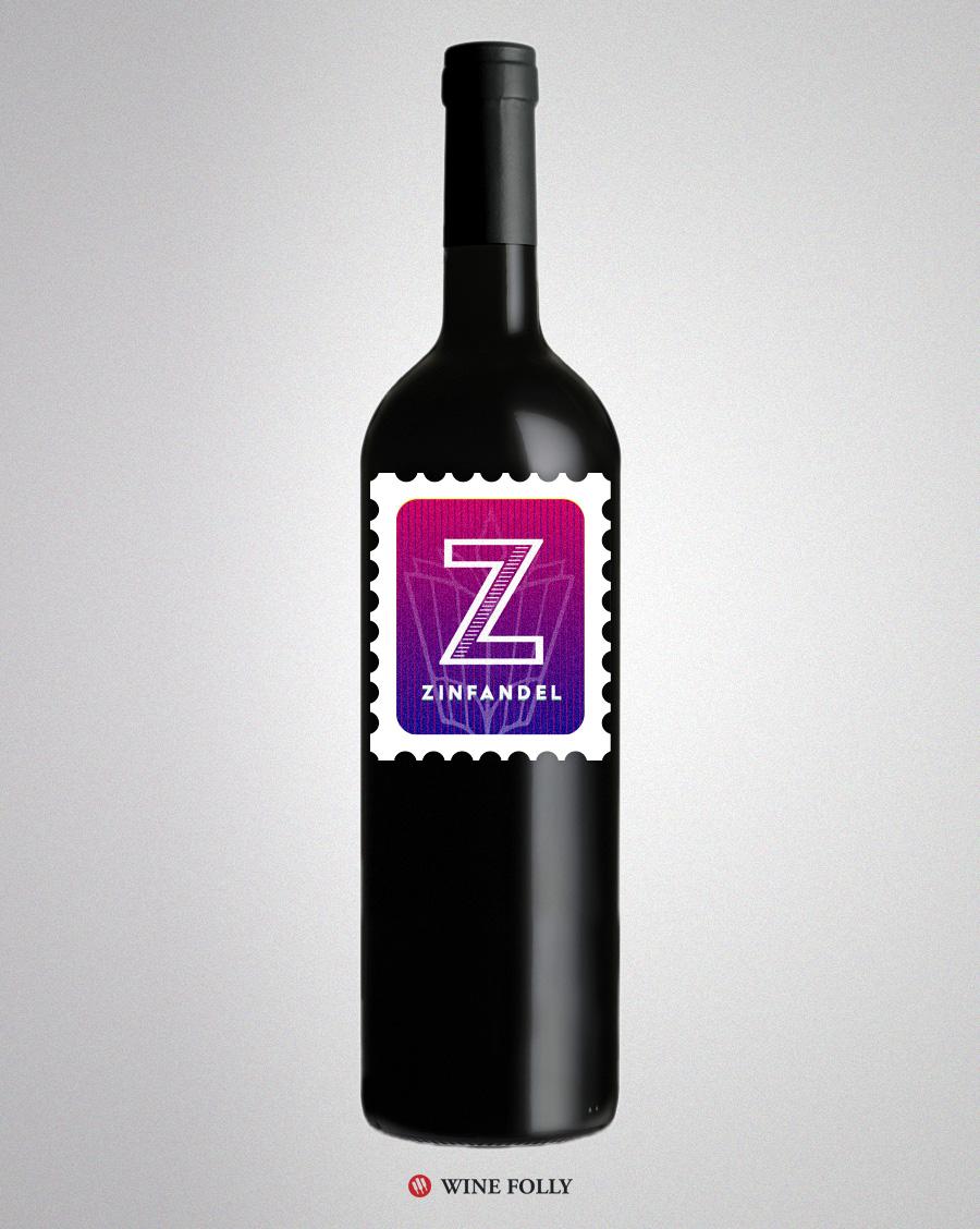 zinfandel-bottle