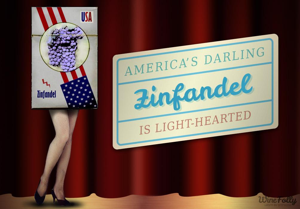 Zinfandel is America